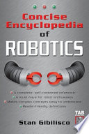 Concise Encyclopedia of Robotics