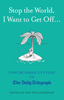 Stop the World, I Want to Get Off... Pdf/ePub eBook