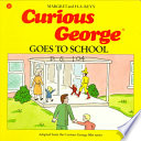 Curious George Goes to School Book PDF