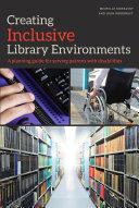 Creating Inclusive Library Environments Pdf/ePub eBook