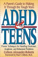 ADHD   Teens Book
