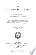 The Dailys of Sodden Fen, by the author of 'Four crotchets to a bar'.