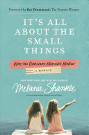 It s All about the Small Things Book PDF
