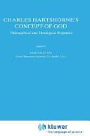 Charles Hartshorne s Concept of God