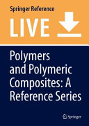 Encyclopedia Of Polymers And Composites Book PDF