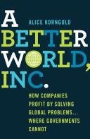 A Better World  Inc