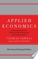 Applied Economics PDF
