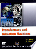Transformers Induction Machines