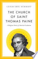 The Church of Saint Thomas Paine Book