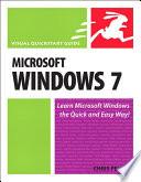 Microsoft Windows 7 Book PDF