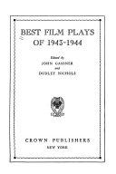 Best Film Plays  1943 44