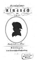 Revolutions-Almanach