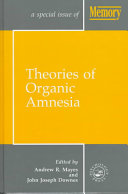 Pdf Theories of Organic Amnesia