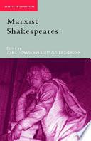 Marxist Shakespeares