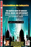 The banned book of sorcery  spells  magic and witchcraft