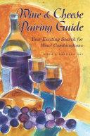 Wine   Cheese Pairing Guide