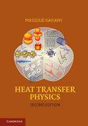 Heat Transfer Physics Pdf/ePub eBook