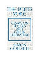 The Poet s Voice