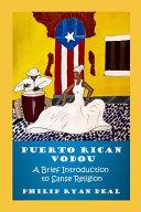 Puerto Rican Vodou