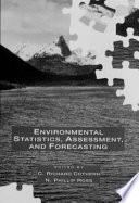 Environmental Statistics  Assessment  and Forecasting
