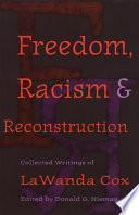 Freedom, Racism, and Reconstruction