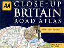 AA Close up Britain Road Atlas