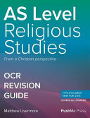 As Religious Studies Revision Guide Components 01, 02 & 03