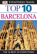Dk Eyewitness Top 10 Travel Guide Barcelona