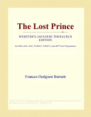 The Lost Prince (Webster's Japanese Thesaurus Edition)