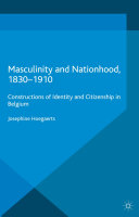 Pdf Masculinity and Nationhood, 1830-1910 Telecharger