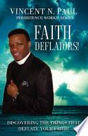 Faith Deflators  Book