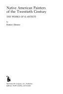 Native American Painters Of The Twentieth Century