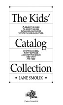 The Kids  Catalog Collection Book