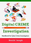 Digital Crime Investigation