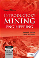 Introductory Mining Engineering, 2Nd Ed