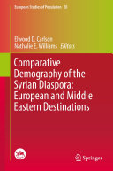 Comparative Demography of the Syrian Diaspora  European and Middle Eastern Destinations