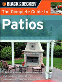 Black   Decker The Complete Guide to Patios