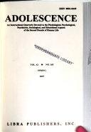 Adolescence Book PDF