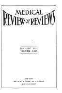 Medical Review of Reviews