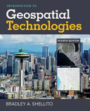 Cover of Introduction to Geospatial Technologies