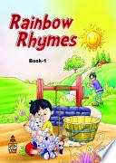 Rainbow Rhyme Book-1