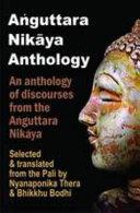 A   guttara Nik  ya Anthology Book