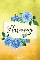 Harmony Journal ebook