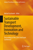 Sustainable Transport Development, Innovation and Technology [Pdf/ePub] eBook