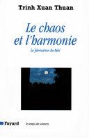 Le Chaos et l'harmonie [Pdf/ePub] eBook