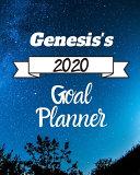 Genesis s 2020 Goal Planner