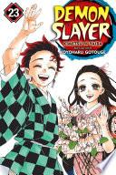 Demon Slayer  Kimetsu no Yaiba  Vol  23