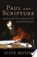 Paul and Scripture Book