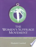 The Women S Suffrage Movement