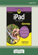 IPad for Seniors for Dummies  10th Edition